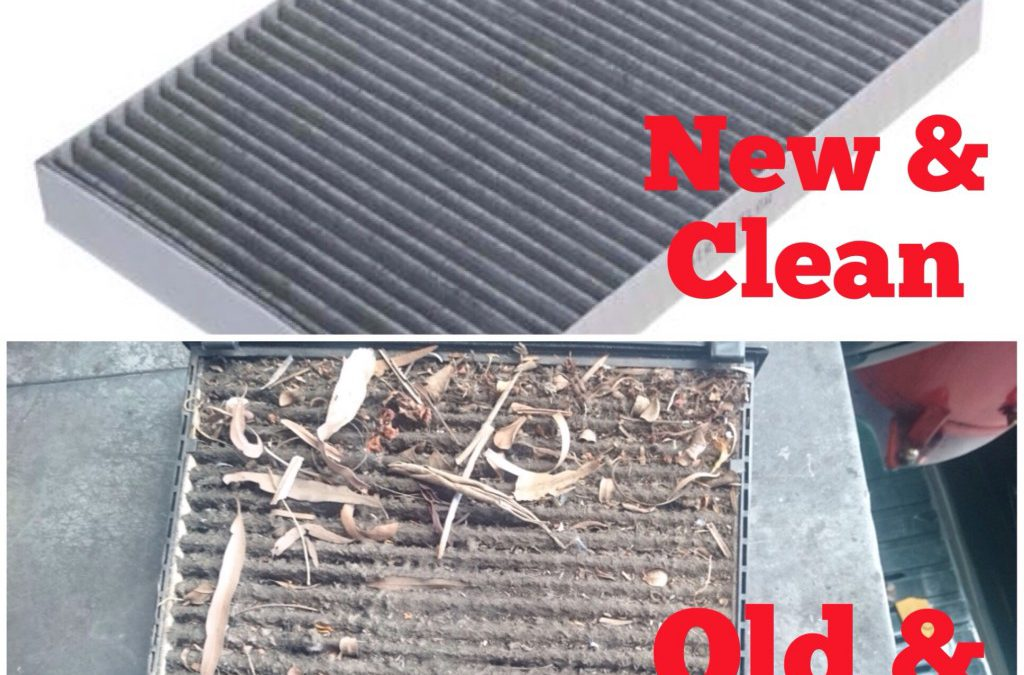 Dirty Cabin Filter In Your Car Ac Accelerate Auto