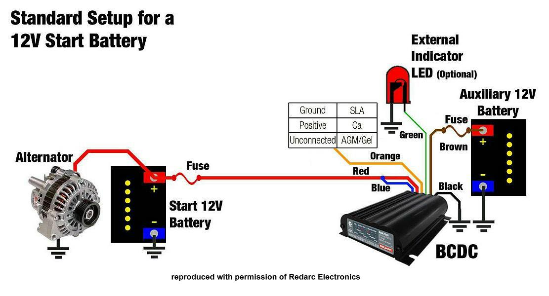 Dual Battery Charging W Diagram Archive Through February 15 2009