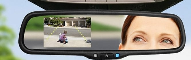 Guide To Buying A Reversing Camera