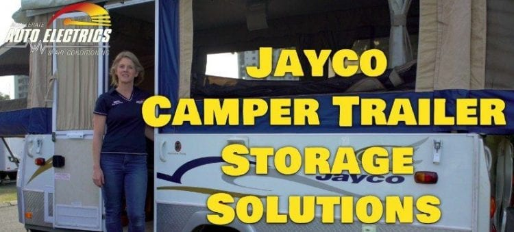 jayco camper trailer storage solutions | accelerate auto electrics