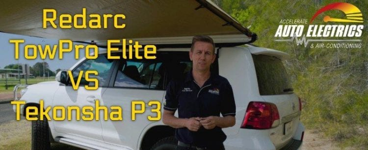 TowPro vs P3 Electric Brake Controller