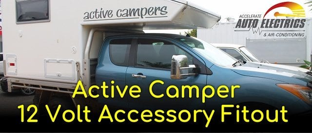 Active Camper Off-Grid & Free Camping Fitout