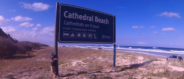 Campsite Review: Cathedrals on Fraser Island