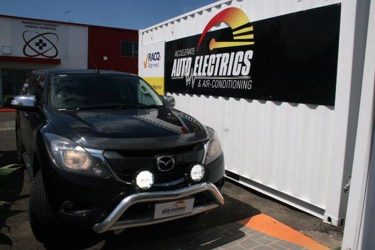 spotlight installation on mazda bt 50 b32p accelerate auto rh amae net au Punch Down Block Punch Down Block