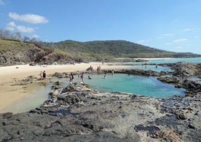 Top 9 things to do on Fraser Island with kids - Champagne Pools2