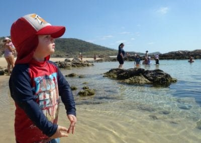 Top 9 things to do on Fraser Island with kids - Champagne Pools3