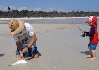 Top 9 things to do on Fraser Island with kids - FlatHead Fishing