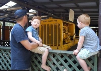 Top 9 things to do on Fraser Island with kids - Train Central Station