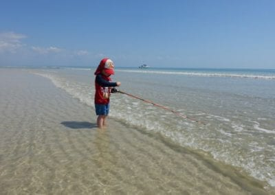 Top 9 things to do on Fraser Island with kids - Western - Fishing