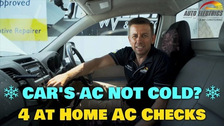 Car's AC Not Cold? Here Are 4 At-Home Checks You Can Do…