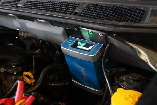 Car Battery Charger Reviews >> Dual Battery System Installation on Isuzu Dmax TF II   Accelerate Auto Electrics & Air Conditioning