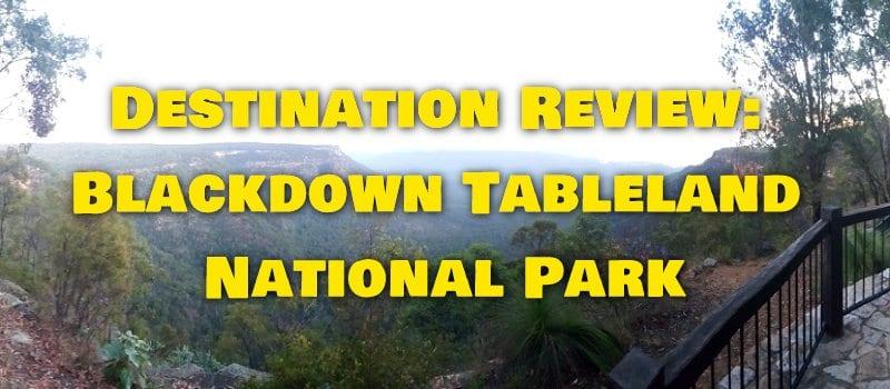 Destination Review: Blackdown Tableland National Park