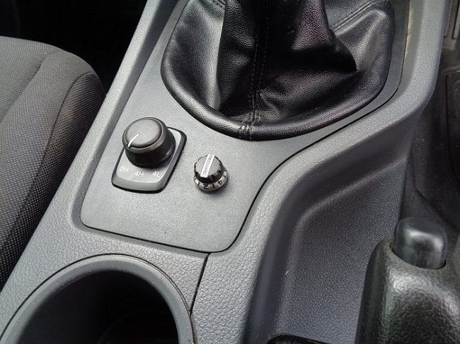 Ford Ranger Px Electric Brake Controller Installation