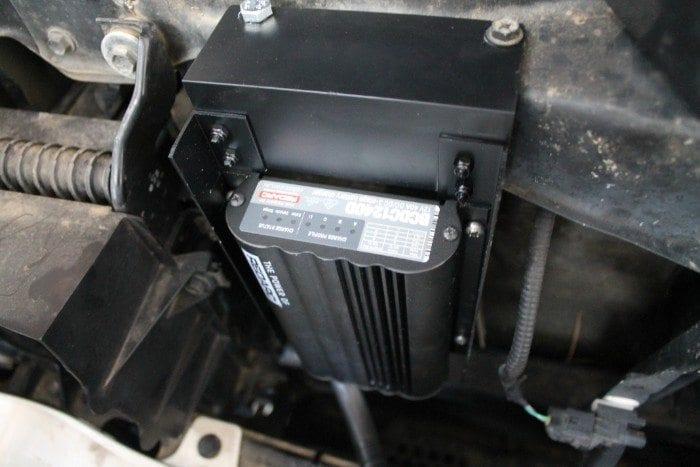Dual Battery System Installation On Toyota Landcruiser 200