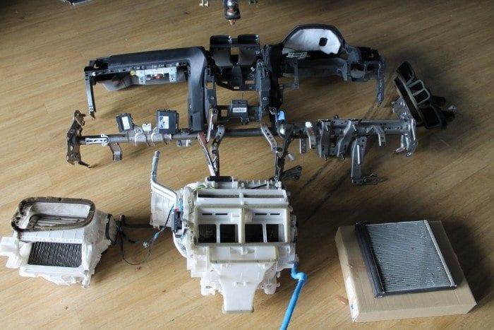 Toyota Prado 1kd Ftv Evaporator Replacement Accelerate
