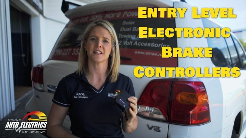Product Comparison: Entry Level Electronic Brake Controllers