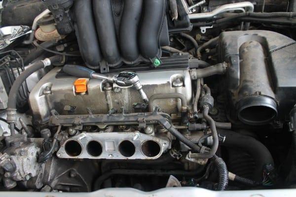 Honda crv rd starter motor replacement accelerate auto for Honda crv starter motor