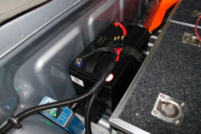 Mitsubishi Triton Dual Battery System Installation