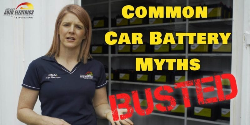Common Car Battery Myths… Busted!