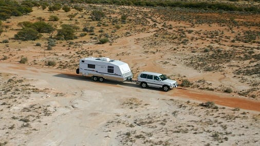 How to Make Towing a Caravan Easier