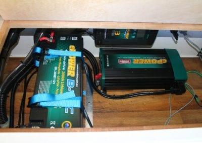 Enerdrive B-Tec 200Ah Lithium Battery & Inverter