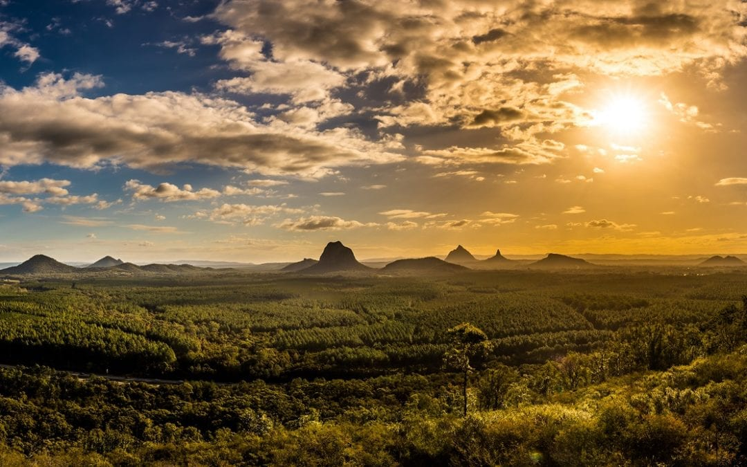 8 Must-See Natural Attractions on the Sunshine Coast