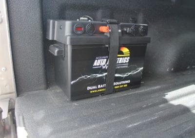 Custom Portable Battery Box (VW Amarok)