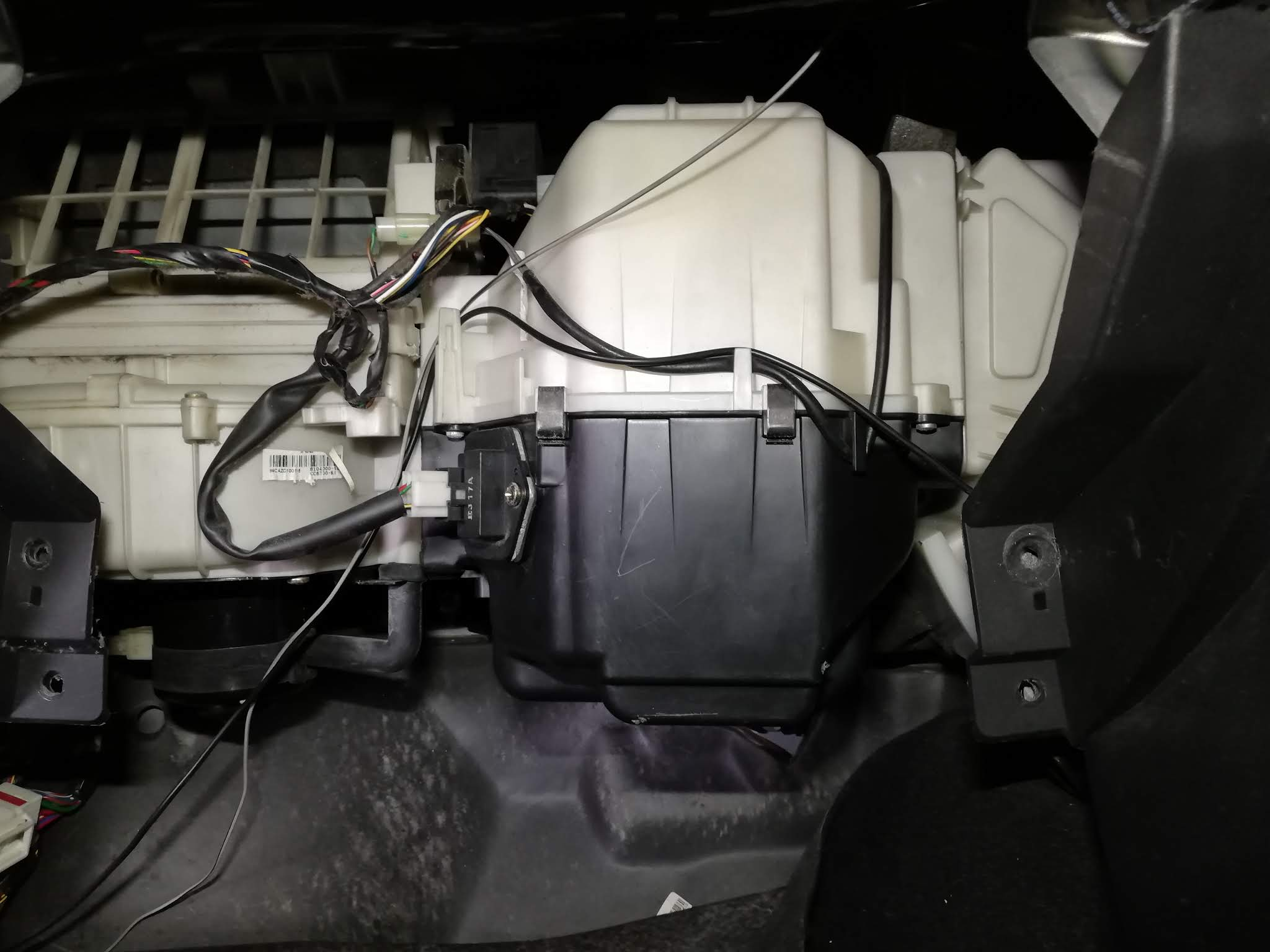 Great Wall X240 Evaporator Replacement Accelerate Auto