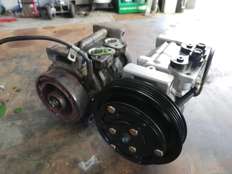 Suzuki Apv Gd Van Compressor Replacement