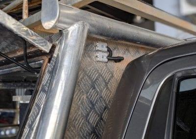 Anderson Plug for Solar Input (Nissan Navara)