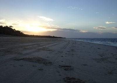 Sunset - Inskip Peninsula Camping Review-12