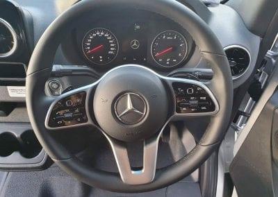 Mercedes Sprinter Dash