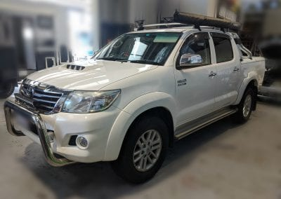 Toyota Hilux Towing Set Up & Dual Battery System
