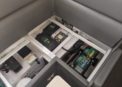 Caravan Enerdrive Lithium Battery SystemSystem
