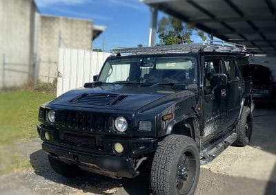 Hummer H2 Dual Battery System Installation