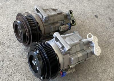 Old vs New Holden Cruze Compressor