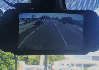 Rear Vision Camera (Ford Ranger)