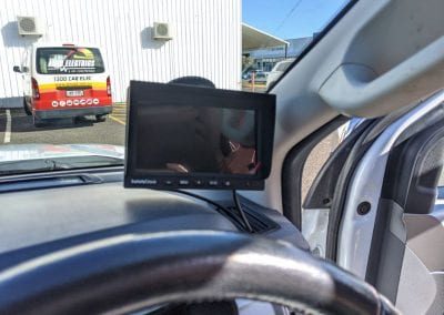 Safety Dave Monitor (Ford Ranger)