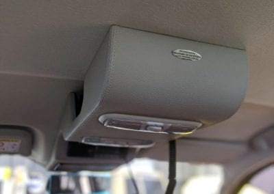 Department of Interiors Roof Console