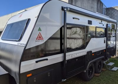 New Age Oz Classic Caravan Lithium Upgrade