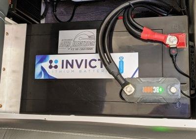 Invicta 300Ah Lithium Battery