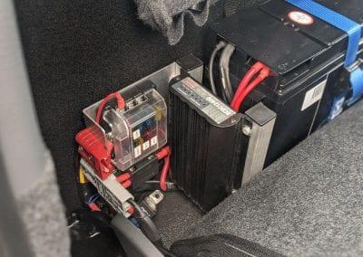 Redarc BCDC, Fuse Box & Anderson Plugs