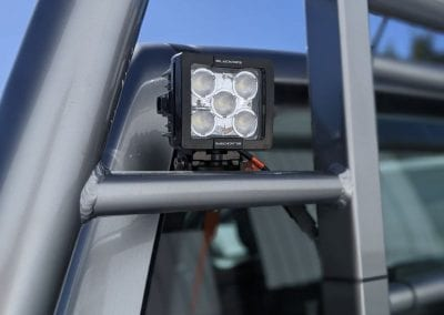 Top Passenger Side BlackTips Worklight