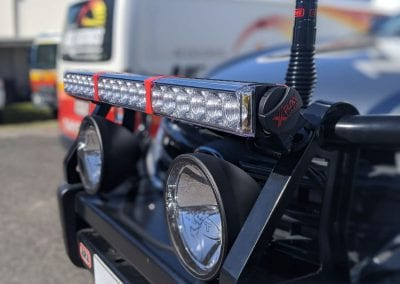 Xray Vision Light Bar