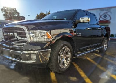 RAM 1500 Dual Battery System
