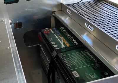 Enerdrive Lithium 200Ah Battery