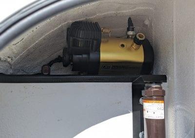 TJM Compressor in Hatch
