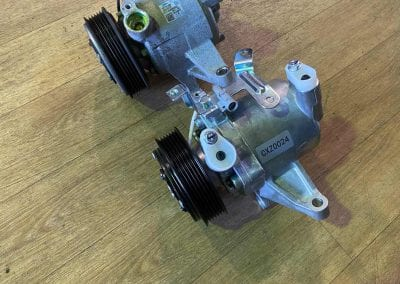Old vs New Compressor