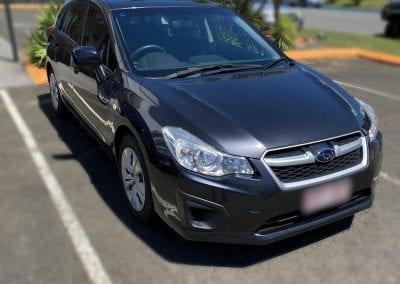 Subaru Impreza AC System Repair