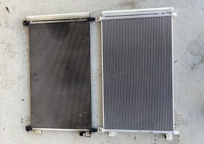 Old vs New Condenser